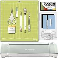 Cricut Explore Air 2 Machine Bundle with Tool Kit & Seasonal Designs