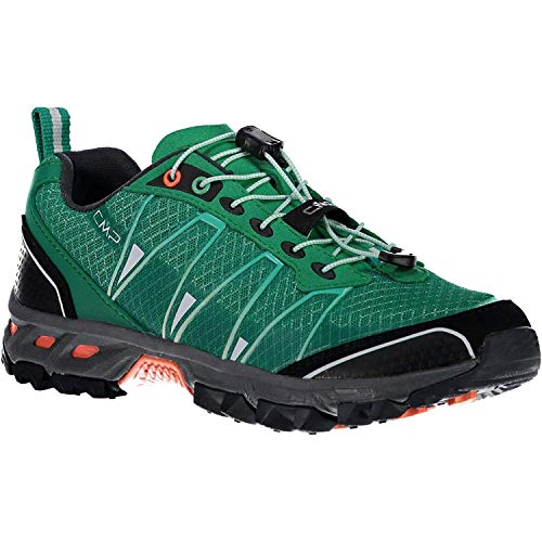 CMP Laufschuhe Sportschuhe ALTAK WMN Trail Shoes grün Unifarben Mesh Microfaser