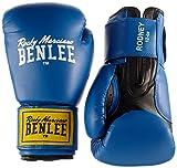 Ben Lee Rodney Guantes de Boxeo en Miniatura, Unisex Adulto, Azul/Negro, 8