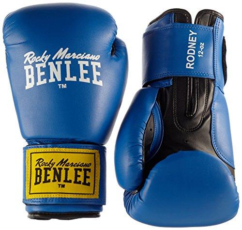 BENLEE Rocky Marciano Rodney Boxhandschuhe, Blue/Black, 8 oz