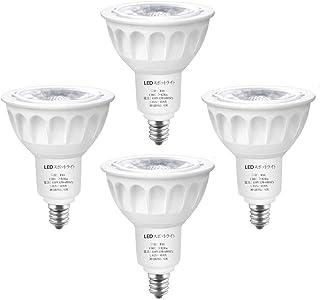 E11 LED 電球 スポットライト昼光色 6000K 4個セット E11口金 調光器対応 高輝度 高演色 長寿命 省エネ 5W-6W 50W型相当 500lm E11 LED電球 ハロゲンランプを交換してください JDRΦ50 ビーム角40°