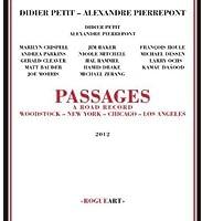 Passages a Road Record-Woodstock Ny Chi L.a