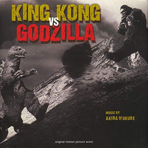King Kong Vs. Godzilla (Original Motion Picture Score) [Disco de Vinil]
