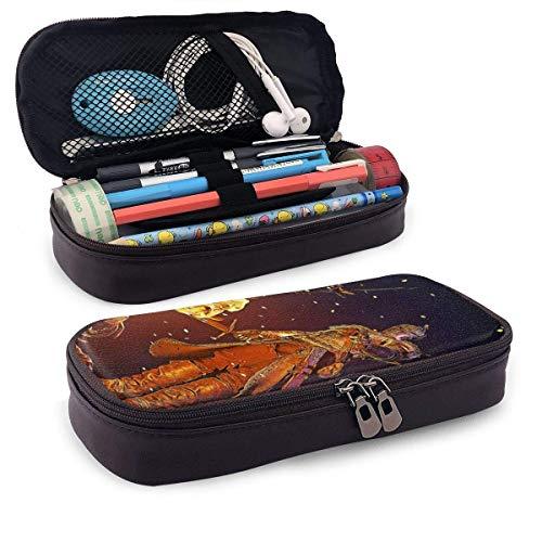Game Da_R-K S-Ou-Ls Armor Slim Folle Estuche de gran capacidad para lápiz grande bolsa de lápiz bolsa de maquillaje para Tee