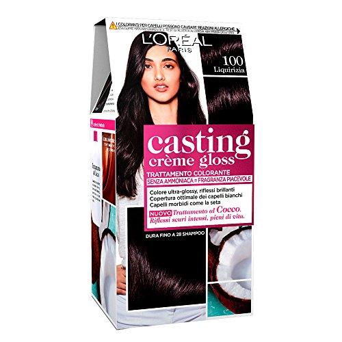 L'OREAL CASTING 100 crema liquirizia no ammoniaca - coloranti capelli