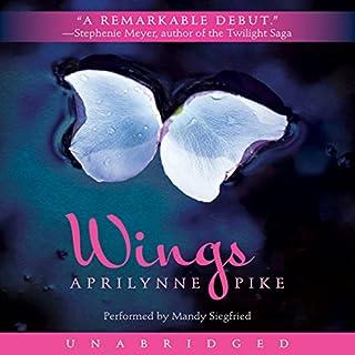 Wings audiobook cover art