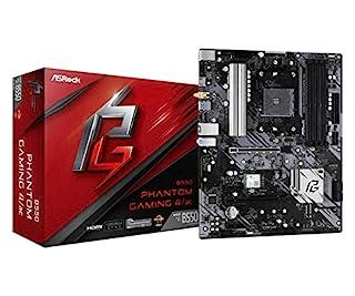 ASRock B550 Phantom Gaming 4 AC Supports 3rd Gen AMD AM4 Ryzen/Future AMD Ryzen Processors Motherboard (B089VZFWHB) | Amazon price tracker / tracking, Amazon price history charts, Amazon price watches, Amazon price drop alerts
