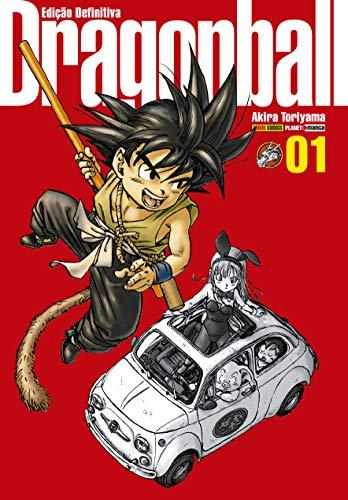 Dragon Ball Edição Definitiva Volume 1