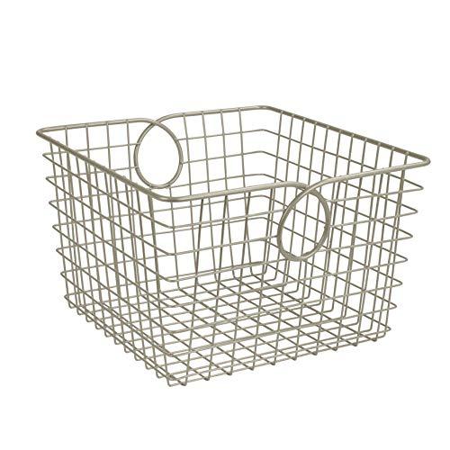 Spectrum Diversified Teardrop Large Wire Basket,...