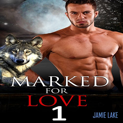 Marked for Love, Book 1 audiobook cover art