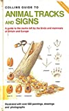 Guide to Animal Tracks and Signs (Collins Field Guide)