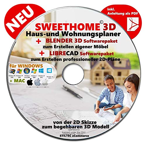 Sweet Home 3D® Version 6.0
