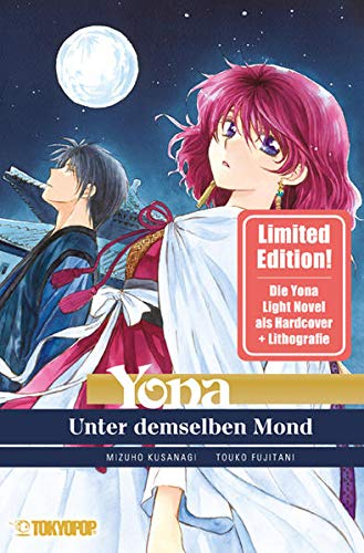 Yona - Light Novel - Limited Edition: Unter demselben Mond