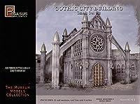 Pegasus Hobby Gothic City Building Small Set 2