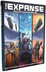 The Expanse Roleplaying Game brings James S.A. Corey's award-winning series of science fiction novels to the tabletop. Using the Adventure Game Engine (AGE) rules that power Green Ronin's Fantasy AGE, Blue Rose, and Modern AGE RPGs, The Expanse takes...