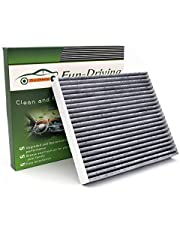 Cabin Air Filter for Toyota/Dodge/Pontiac,Replacement for CF10374,CP374,87139-YZZ09 (Activated Carbon,1 Pack)