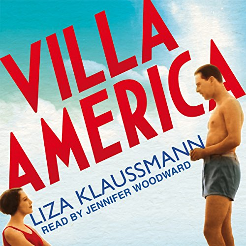 Villa America audiobook cover art