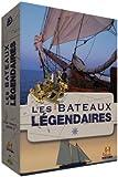 Coffret 4 DVD : Les Bateaux Légendaires