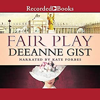 Fair Play audiobook cover art
