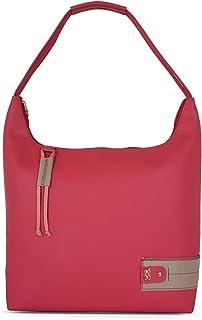 Baggit Women's Hobo Handbag (Pink)
