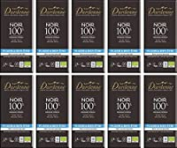 無添加 ダーデン 有機チョコレート ダーク100%×10個 ★ クール便 ★ 有機カカオ100% ・フェアトレード認証カカオ豆使用 ・乳化剤不使用
