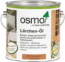 Osmo Set 2 x 2,5 l Lärchen-Öl 009  PInsel 60mm GRATIS