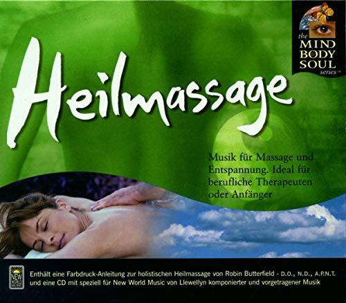 Heilmassage - CD + Einführung in deutscher Sprache