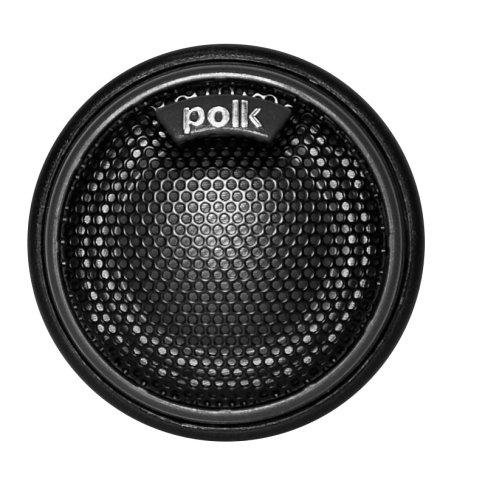 Polk Audio DB 1000 1-Inch Tweeter Speakers (Pair, Black)