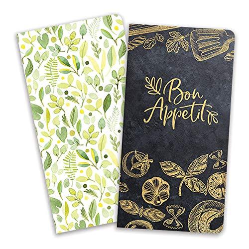 Paper House Productions JBB-0003E Buch mit Notizen, Einlagen, Papier, verschiedene Farben