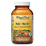 MegaFood, MegaFood's Multi for Men 55+, Supports Optimal Health and...