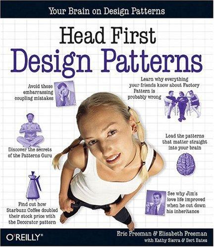 Head First Design Patternsの詳細を見る