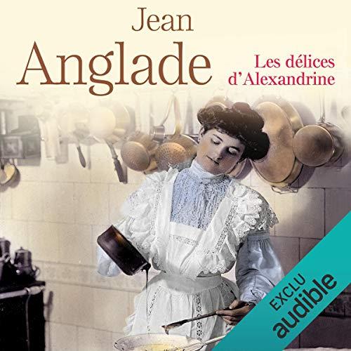 Les délices d'Alexandrine audiobook cover art