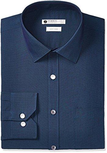 Amazon Brand – Symbol Men's Slim Fit Shirt