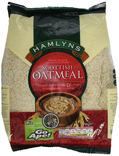 Hamlyn's Scottish Oatmeal, 35-Ounce (1)