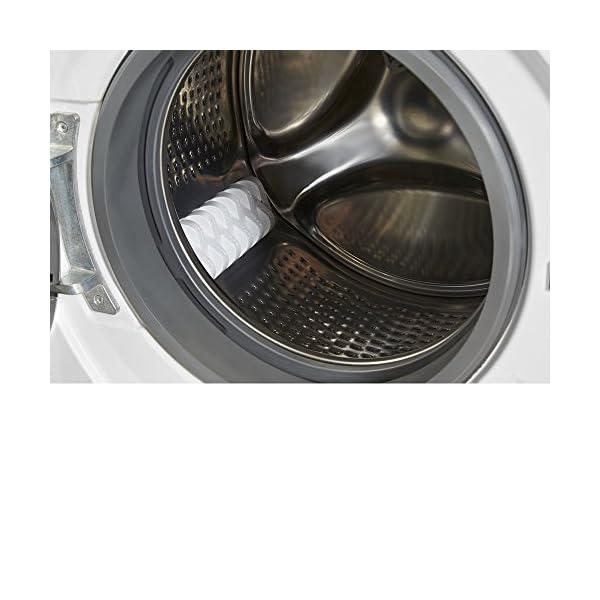 Whirlpool FSCR80422 Independiente Carga frontal 8kg 1400RPM A+++-10% Blanco – Lavadora (Independiente, Carga frontal…