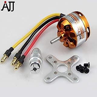 Parts & Accessories Ytn 2208 2600Kv 1800Kv 1450Kv 1100Kv Outrunner Brushless Motor 2208/14/8/12/17 - (Color: 2600Kv)