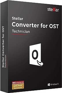 Stellar OST to PST Converter - Technician