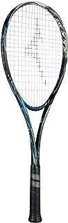 [ミズノ] ソフトテニス ラケット スカッド05-R SCUD ソリッドブラック×ナイルブルー 63JTN955 24