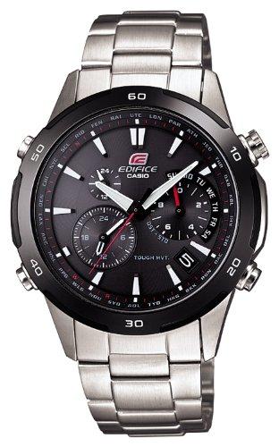 『[カシオ] 腕時計 エディフィス EQW-560DB-1AJF シルバー』のトップ画像