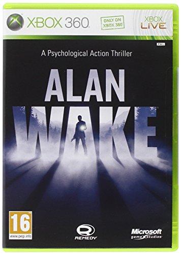 Microsoft Alan Wake Xbox 360 Pal Dvd - Juego