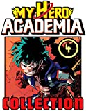 My Hero Academia Collection: Vol 4 - Great Shonen Action Manga For Teens , Adults, Fan, Boys, Girls (English Edition)