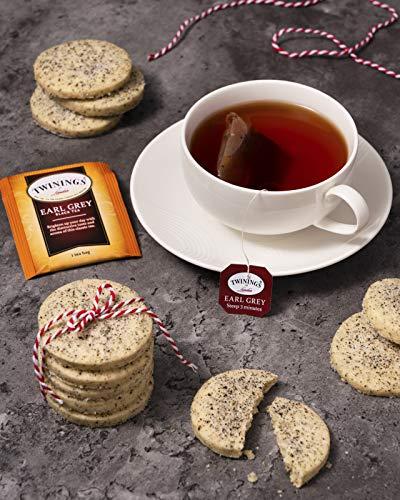 Twinings of London Earl Grey Black Tea Bags, 100 Count (Pack of 1)