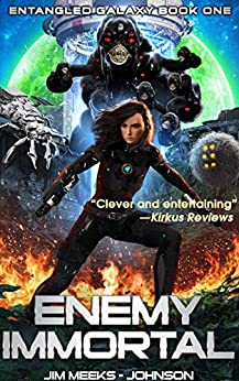 Enemy Immortal by Jim Meeks-Johnson ebook deal