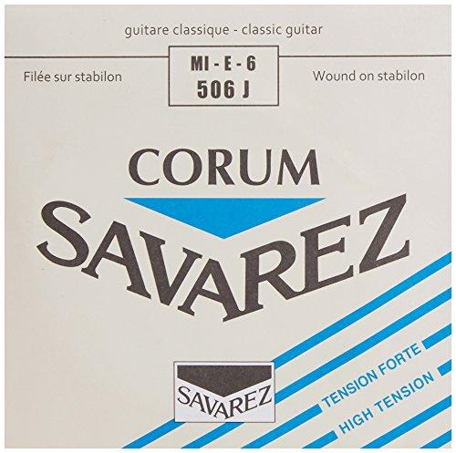 Savarez Cuerdas Para Guitarra Clasica Corum Alliance 506J Mi6