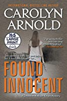 Found Innocent (Detective Madison Knight)