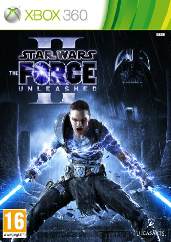 Star Wars: The Force Unleashed 2 (Xbox 360) [Import UK]