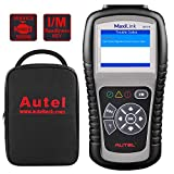 Autel OBDII/EOBD Scanner MaxiLink ML519,Same Function as AL519,Fault Code Reader with Enhanced Mode 6,Turn Off Check Engine Light (MIL), Clear Codes and Reset Monitors