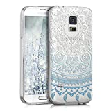 kwmobile Hülle kompatibel mit Samsung Galaxy S5 Mini G800