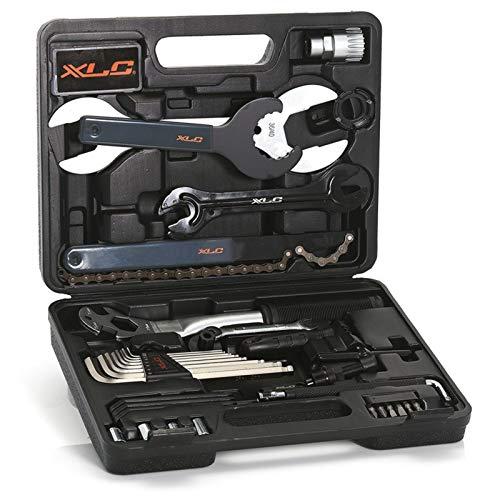XLC Werkzeugkoffer TO-S61, Schwarz, XLC1100