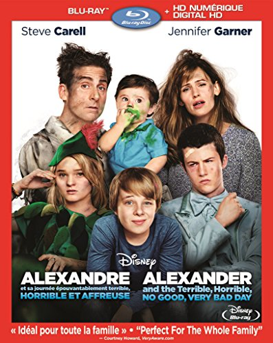 Alexander And The Terrible, Horrible, No Good, Very Bad Day [Blu-ray]